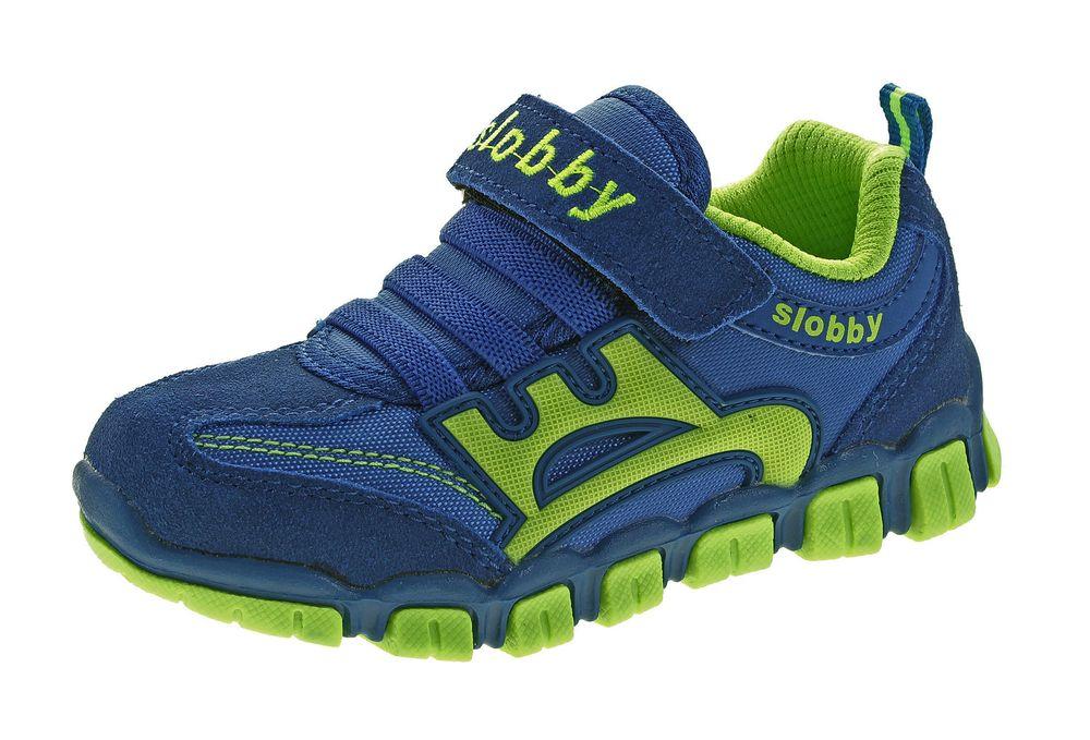 wholesale dealer 617e6 68653 Kinder Halb Schuhe Mädchen Jungen Wild Leder bunt Sneaker Klettverschluss  Turnschuhe Gr. 25 - 30