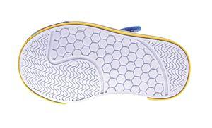 Kinder Knöchel Schuhe Kita halbhoch Leinen Hausschuhe Jungen Mädchen Klettverschluss Gr. 19-24 – Bild 19