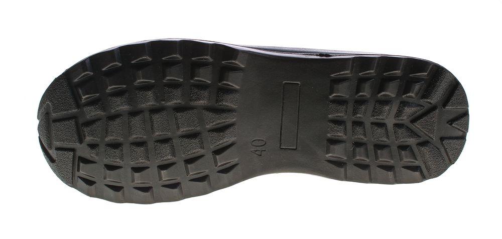 free shipping 2f2f5 505dd Herren Winter Stiefel warm gefüttert Schuhe KAT-TEX Outdoor Boots  Klettverschluss Gr. 40 - 46