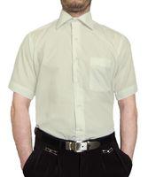 Herren Designer Hemden B-Ware Freizeit Hemd TK11KAT Kurz Arm klassischer Kent Kragen 2. Wahl – Bild 8
