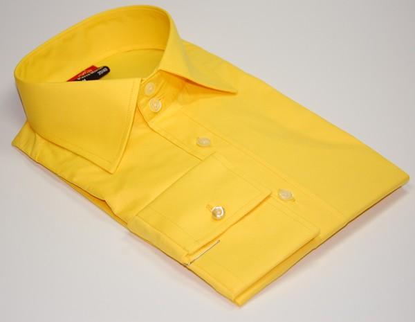 various colors 54776 676ba Designer Herren Hemd klassischer Kragen New Kent 2 Knopf Herrenhemd Slim  Fit tailliert Langarm