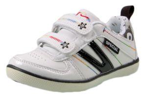 Kinder Sneaker Schuhe Mädchen Jungs Schwarz Weiß Rosa Pink Turn Sport Halbschuhe – Bild 2