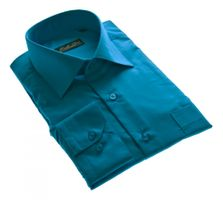 Designer Herren Hemd bügelleicht klassischer Kragen K11 Herrenhemd Kentkragen viele Farben – Bild 22