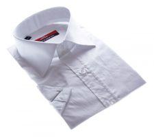 Designer Herren Kurzarm Hemd klassischer Kragen Slim Fit tailliert Kurzarm K14 2K viele Farben – Bild 24
