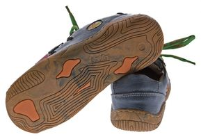 TMA Damen Sandalen Echtleder Sandaletten Halbschuhe Leder Schuhe TMA 1338  Gr. 36 - 42 – Bild 16