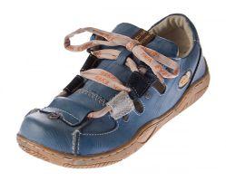 TMA Damen Sandalen Echtleder Sandaletten Halbschuhe Leder Schuhe TMA 1338  Gr. 36 - 42 – Bild 3