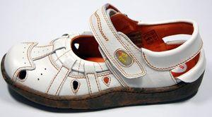 Leder Sandaletten Damen Schuhe TMA 828 Comfort Sandalen Echt Leder Clogs Ballerina – Bild 15
