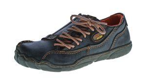 TMA Comfort Damen Leder Schuh Used Look Schuhe echt Leder TMA 1905 Halbschuhe Gr. 36-42 – Bild 2