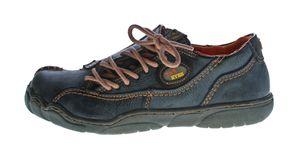 TMA Comfort Damen Leder Schuh Used Look Schuhe echt Leder TMA 1905 Halbschuhe Gr. 36-42 – Bild 6