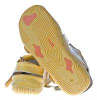 TMA Damen Leder Sandalen Comfort Schuhe Used-Look echt Leder Ballerinas Slipper TMA 1335 Gr. 36 - 42 – Bild 7