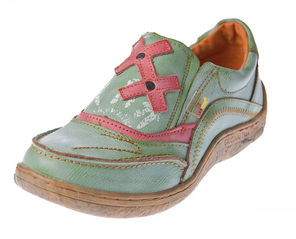 Comfort Damen Leder Schuhe TMA Turnschuhe Weiß Slipper Sneakers Halbschuhe Ziernähte Gr. 41 k8xMs5uXJ4