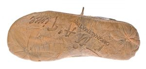 Damen Leder Halb Schuhe Comfort Sneakers Schwarz Grün Blau Rot Weiß Used Look Turnschuhe TMA EYES 1646 – Bild 10