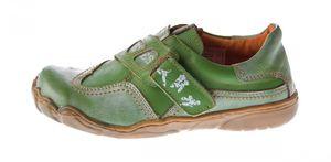 Damen echt Leder Comfort Schuhe TMA 1901 Halbschuhe Slipper viele Farben Turnschuhe Sneakers Used Look – Bild 8