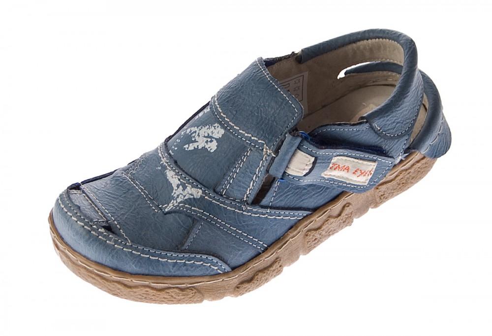 TMA Damen Sandaletten Leder Schuhe Comfort Sandalen Echtleder TMA 7668 Halbschuhe Gr 36 42