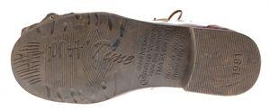 TMA Damen Stiefeletten Leder Boots Echtleder TMA 5168 Knöchel Schuhe Gr. 36 - 42 – Bild 23