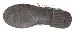 TMA Damen Stiefeletten Leder Boots Echtleder TMA 5168 Knöchel Schuhe Gr. 36 - 42 – Bild 9