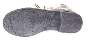 TMA Damen Stiefeletten Leder Boots Echtleder TMA 5168 Knöchel Schuhe Gr. 36 - 42 – Bild 13