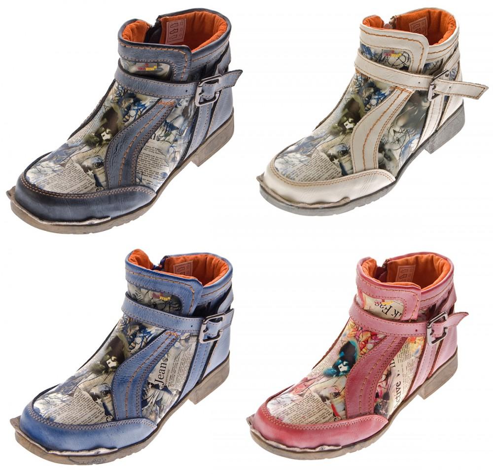 Desert-Boots für Damen von TMA tRPX5Ka