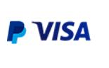 Zahlen mit VISA per PayPal