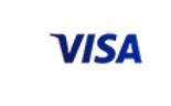 Zahlung per VISA Kreditkarte per PayPal