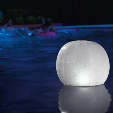 Intex LED-Poollampe Globe 23×22 cm 28693 – Bild 2