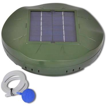 Treibende Solarpumpe Luftsprudler Blattform 1,8 W – Bild 2
