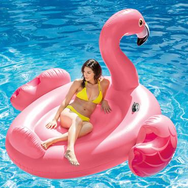 Intex Aufblasbare Badeinsel Mega Flamingo Island 56288EU – Bild 2