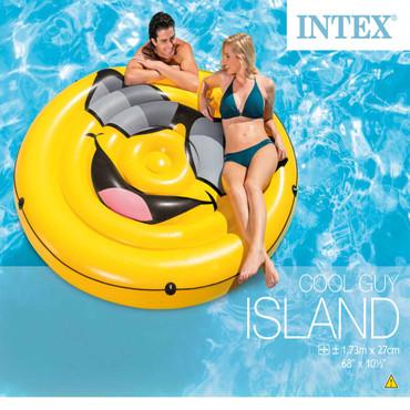 Intex Aufblasbare Badeinsel Cool Guy Island 57254EU – Bild 2