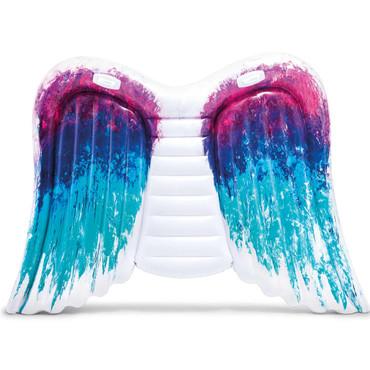 Intex Aufblasbare Luftmatratze Angel Wings Mat 58786EU – Bild 1