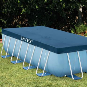 Intex Poolplane Rechteckig 400 x 200 cm 28037 – Bild 3