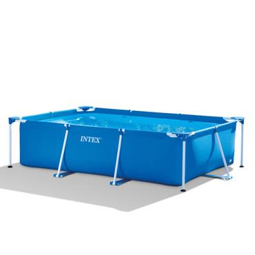 Intex Schwimmbecken Rectangular Frame 300x200x75 cm 28272NP – Bild 1