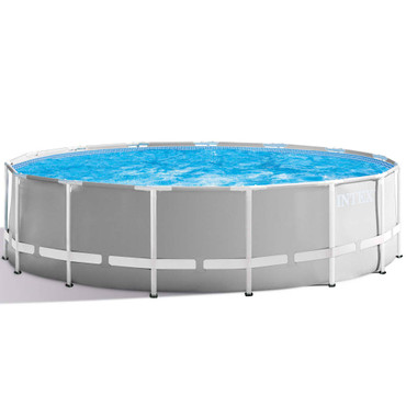 Intex Prism Frame Swimmingpool-Set Rund 457 x 122 cm 26726GN – Bild 7