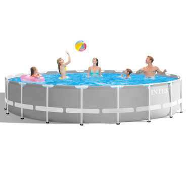 Intex Prism Frame Swimmingpool-Set 610 x 132 cm 26756GN – Bild 5