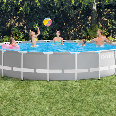 Intex Prism Frame Swimmingpool-Set 610 x 132 cm 26756GN – Bild 6