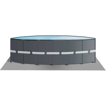 91493 Intex Ultra XTR Frame Swimmingpool-Set Rund 488 x 122 cm 26326GN – Bild 2