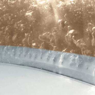 Intex PureSpa Aufblasbarer Whirlpool Sprudelmassage 216 x 71 cm 28408NP – Bild 9