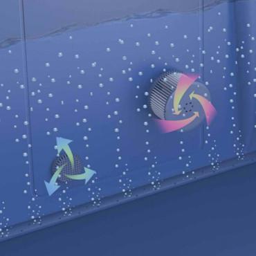 MSpa Aufblasbarer Pool Tekapo 185x185 cm D-TE06 – Bild 10