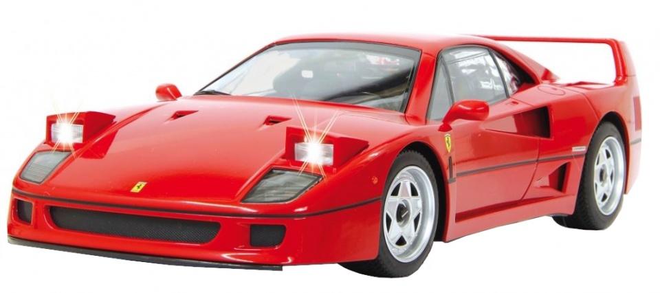 Rastar Rc Ferrari F40 Jungen 40 Mhz 1 14 Rot Gitoparts