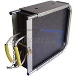 Singleplattenbox (inkl. 1 Abstützplatte - bunt)