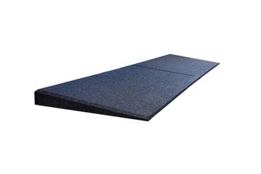 Bordsteinrampe aus Gummigranulat 100cm – Bild 1