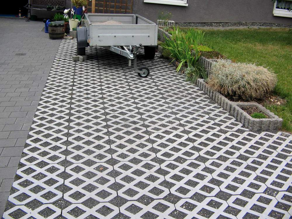 Decorative Concrete Color Pavements