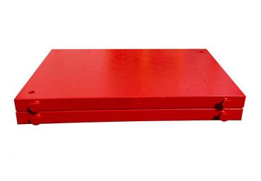 Kranabstützplatten aus Stahl - 2200 x 2500 mm (bis 165 t) – Bild 1
