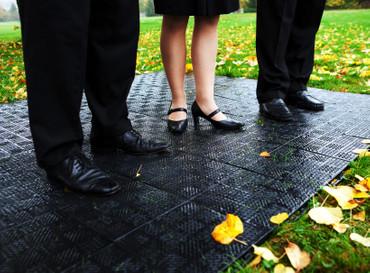 Kunststoff Messeboden VPE 50 m² – Bild 4