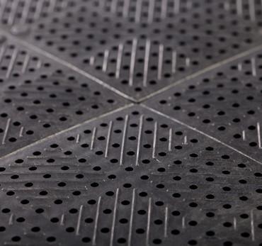 Kunststoff Messeboden VPE 50 m² – Bild 2