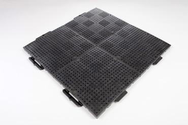 Kunststoff Messeboden VPE 50 m²