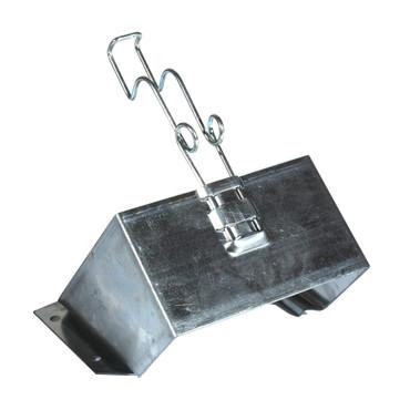 Metallhalterung für Unterlegkeile | NG46 - 460mm – Bild 1