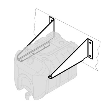 Rahmenmontage für Tanky