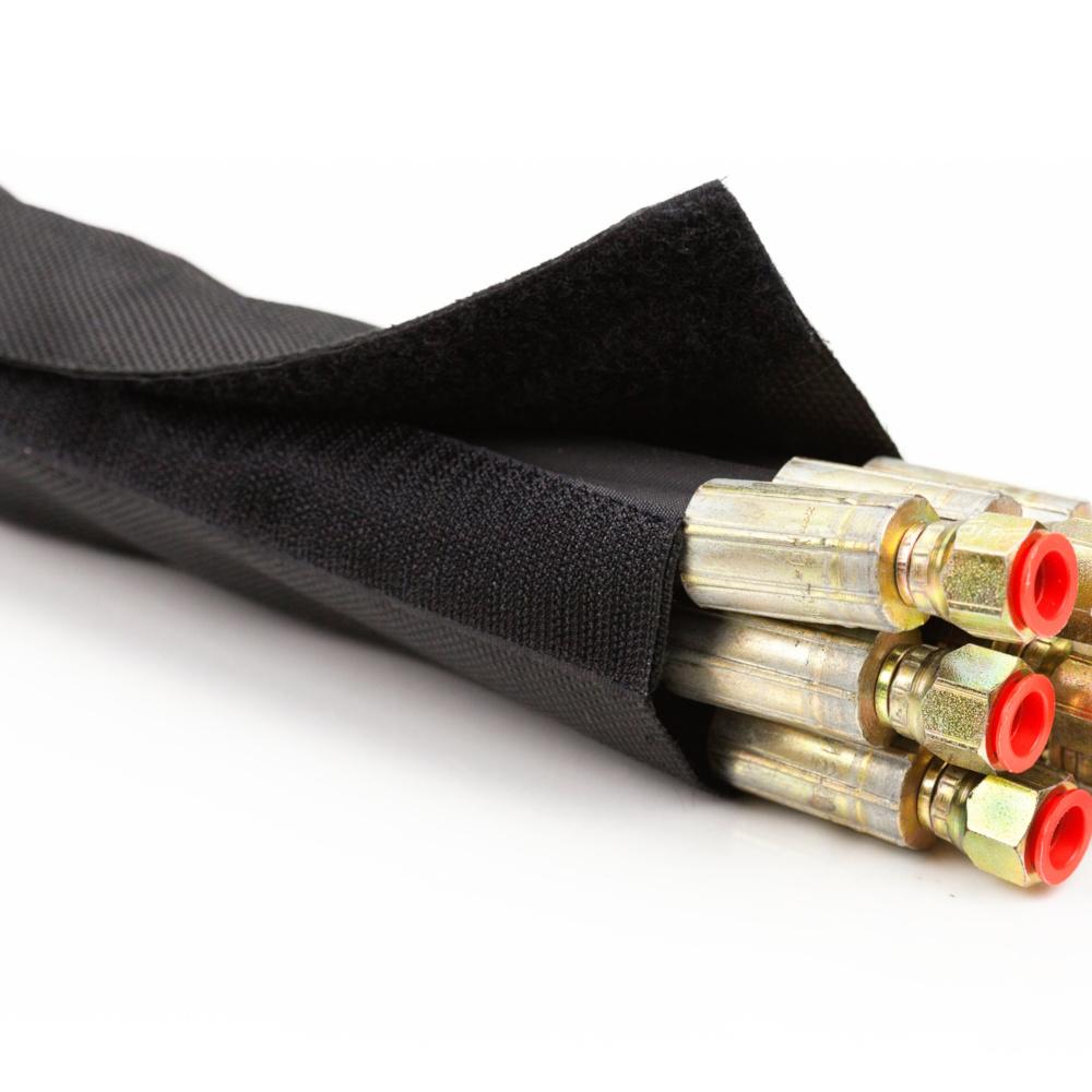 Kabelschutzschlauch mit Klettverschluss
