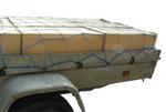 Anhängernetz blau 120 x 80 cm
