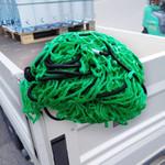 Anhängernetz 300 x 200 cm | grün